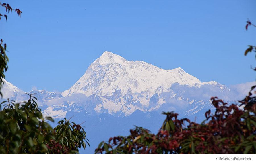 POLENREISEN TRIFFT DIE WELT: NEPAL
