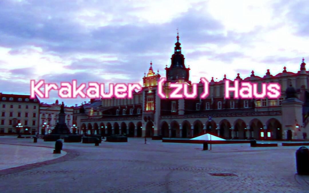 FILM: KRAKAUER (ZU) HAUS